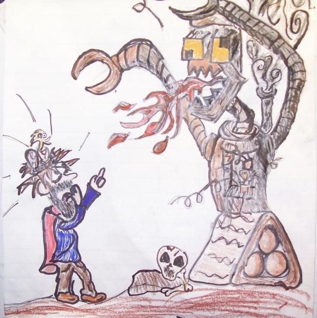 scarebot