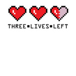 Lives left