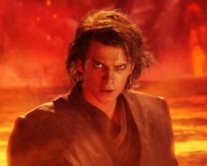 Angry Anakin