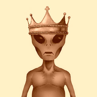 King of Aliens