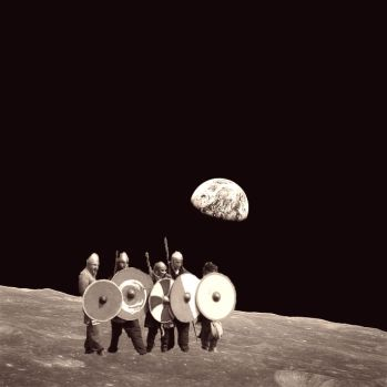 Vikings on Moon