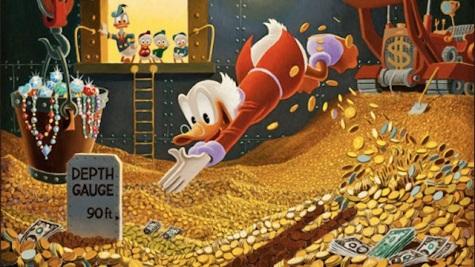 Scrooge's Pit