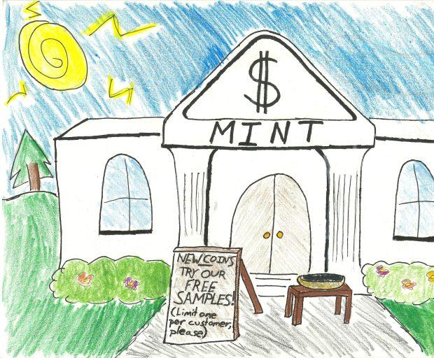 Cartoon Mint