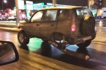 Log Tire