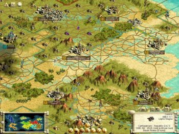 Civilization 3 rods