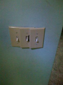 Bad Light Switches