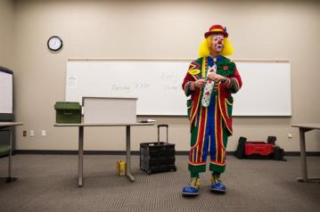 Clown Teacher